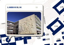 Interactive map for the UFS